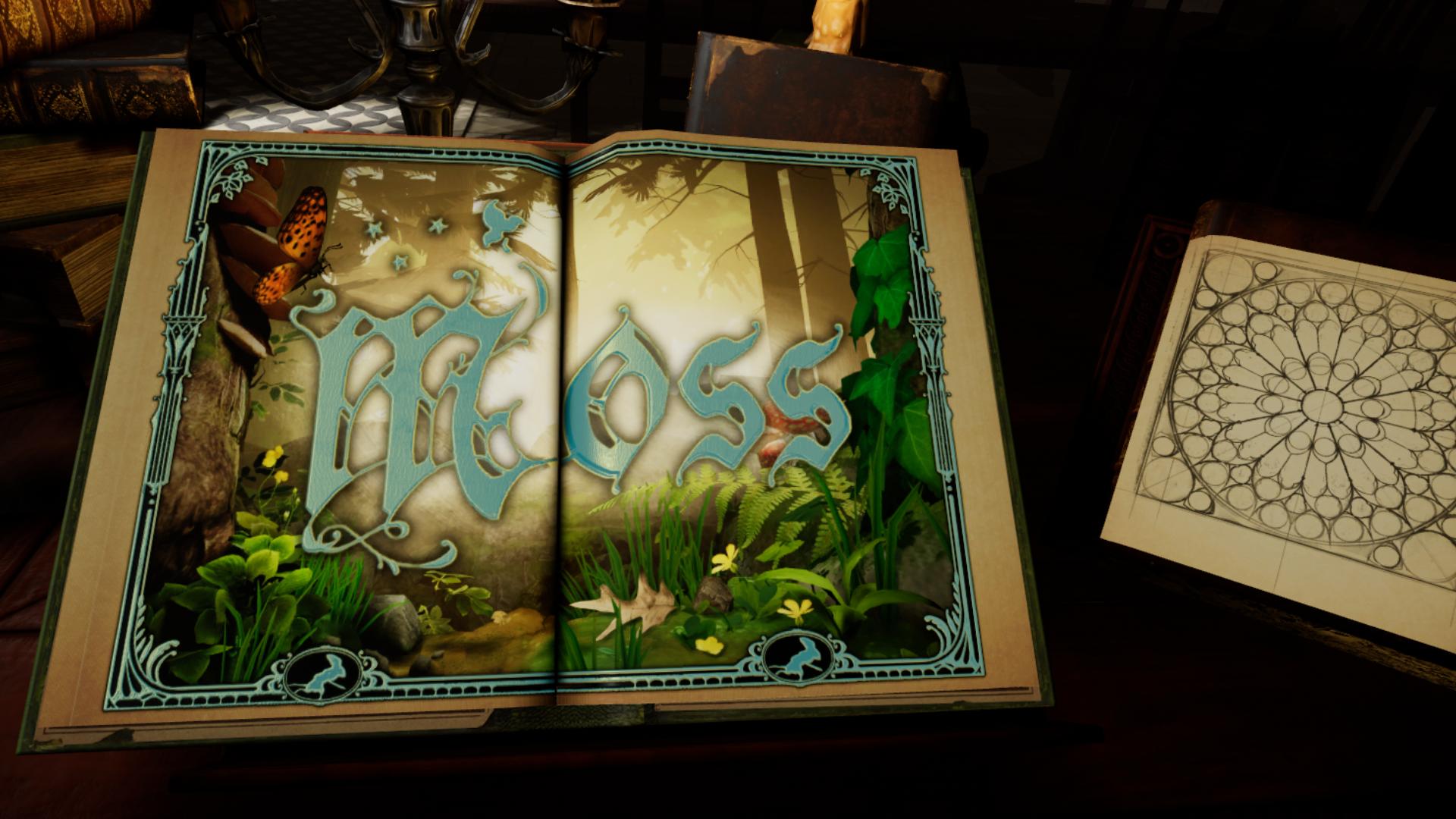 VRゲーム【Moss】感想レビュー《ネタバレあり》