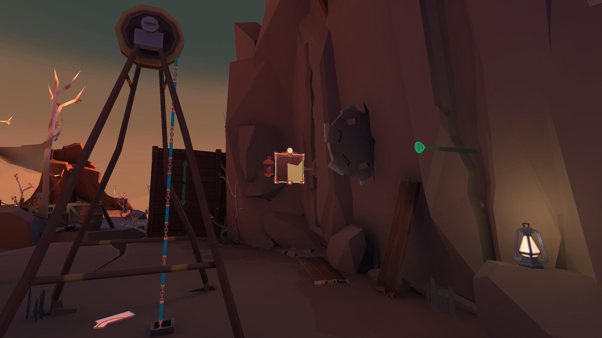 VRゲーム【Shadow Point】を攻略する3