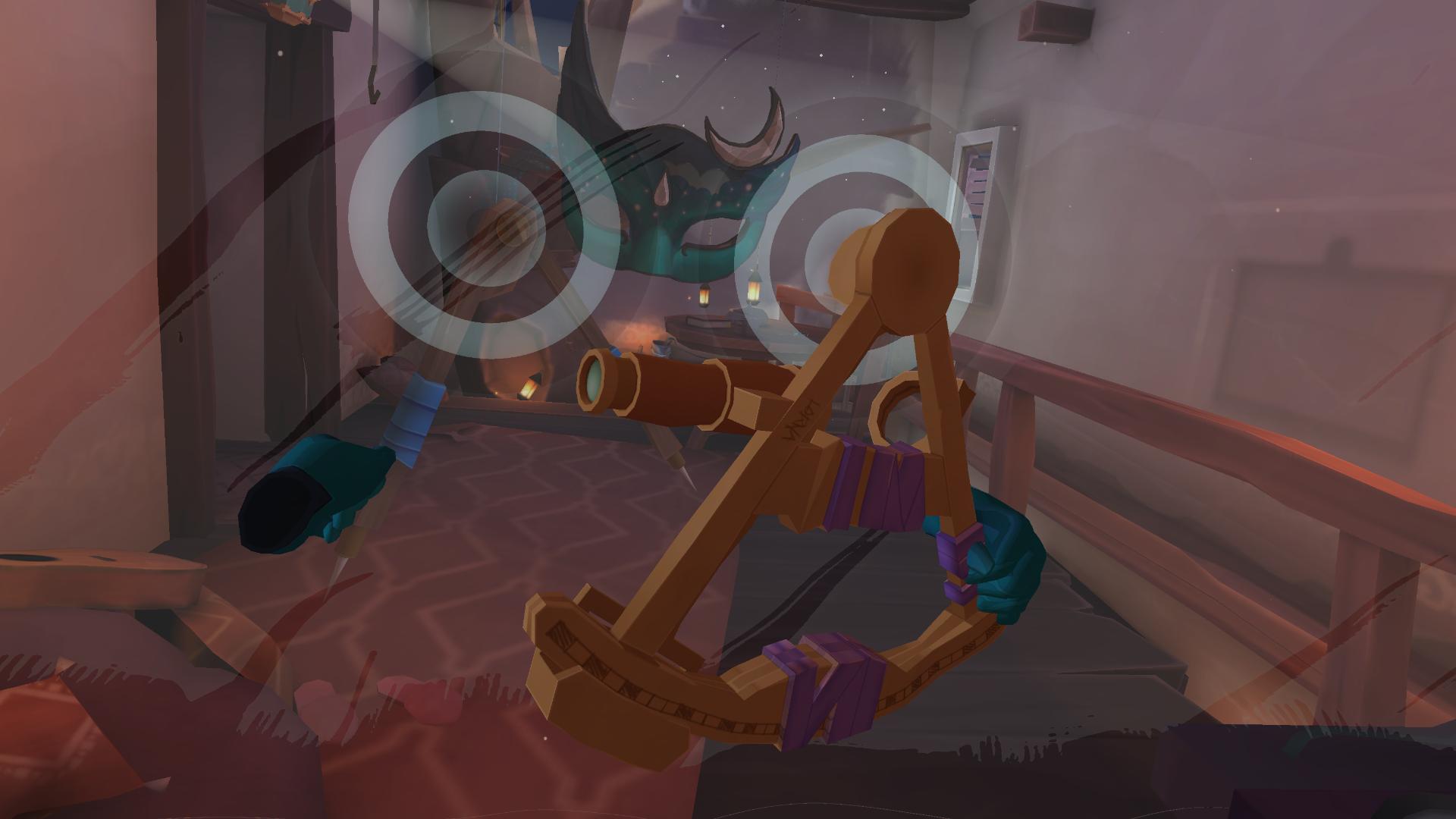 VRゲーム【Shadow Point】を攻略する5