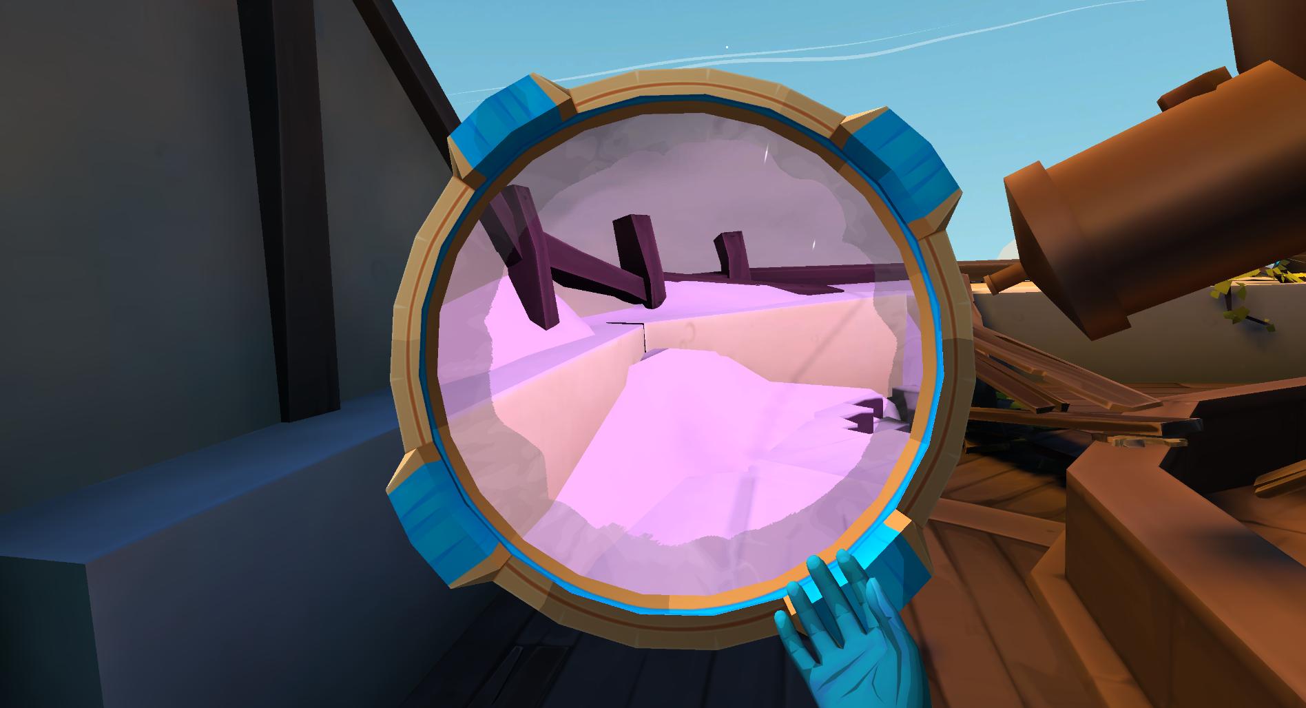 VRゲーム【Shadow Point】を攻略する7