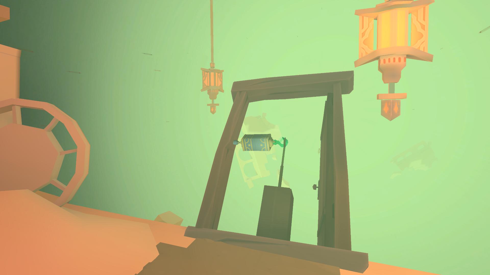 VRゲーム【Shadow Point】を攻略する12