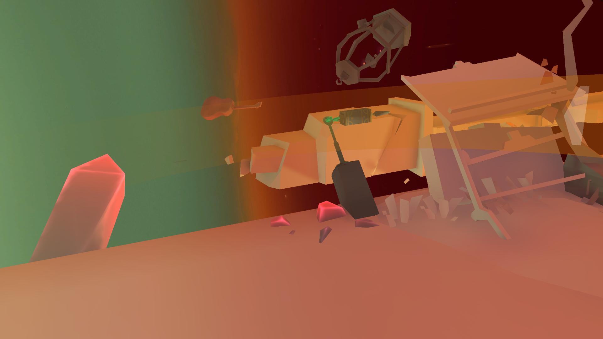 VRゲーム【Shadow Point】を攻略する13