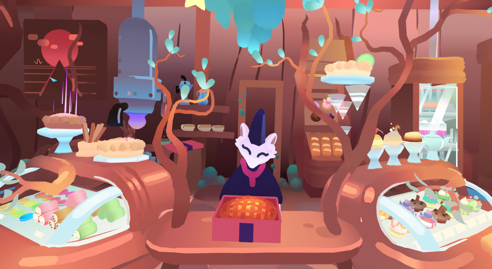 第1章『The Multiverse Bakery』のストーリー7
