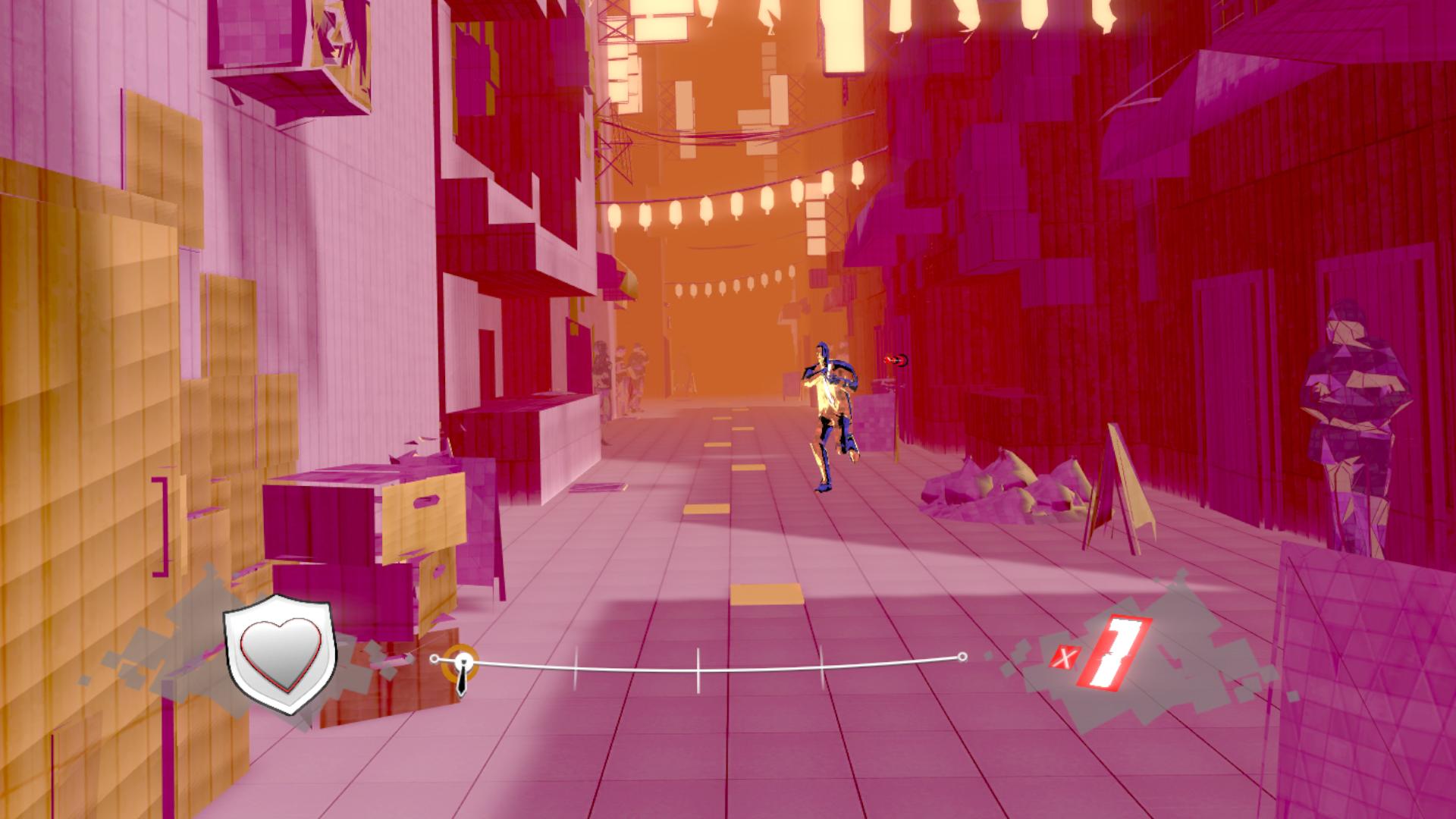 VRゲーム【Pistol Whip】を攻略するコツ