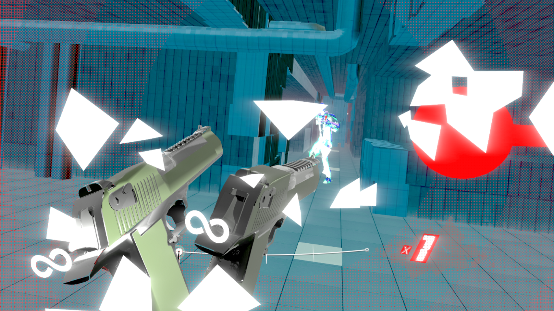 VRゲーム【Pistol Whip】はOculusQuest2などで遊べる!
