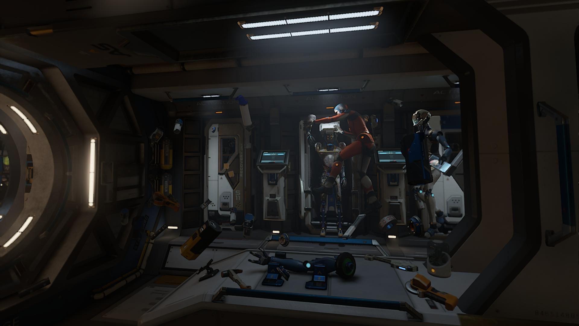 宇宙飛行士になれる!VRゲーム【Lone Echo】感想レビュー!日本語化もしています!1