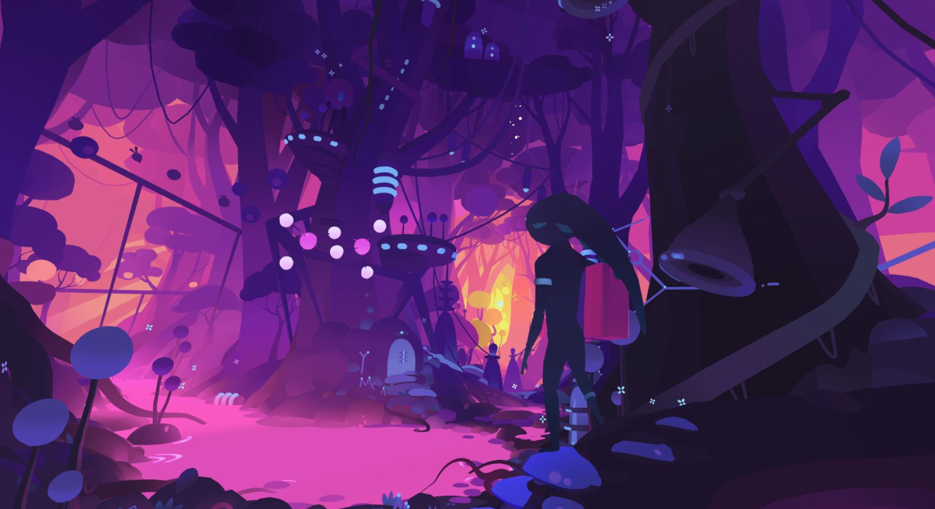 第2章『The Neon Jungle』のストーリー10