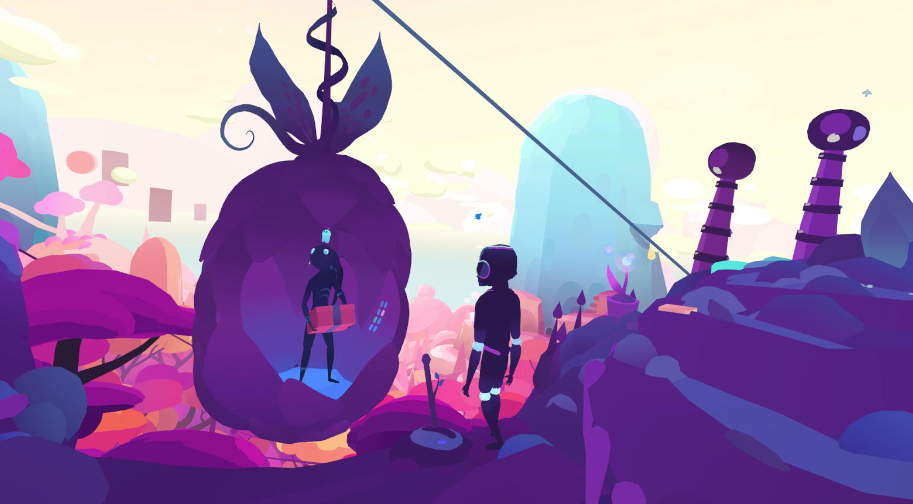 第2章『The Neon Jungle』のストーリー13