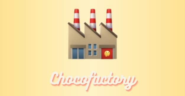 NFT作成サービス『Chocofactory』