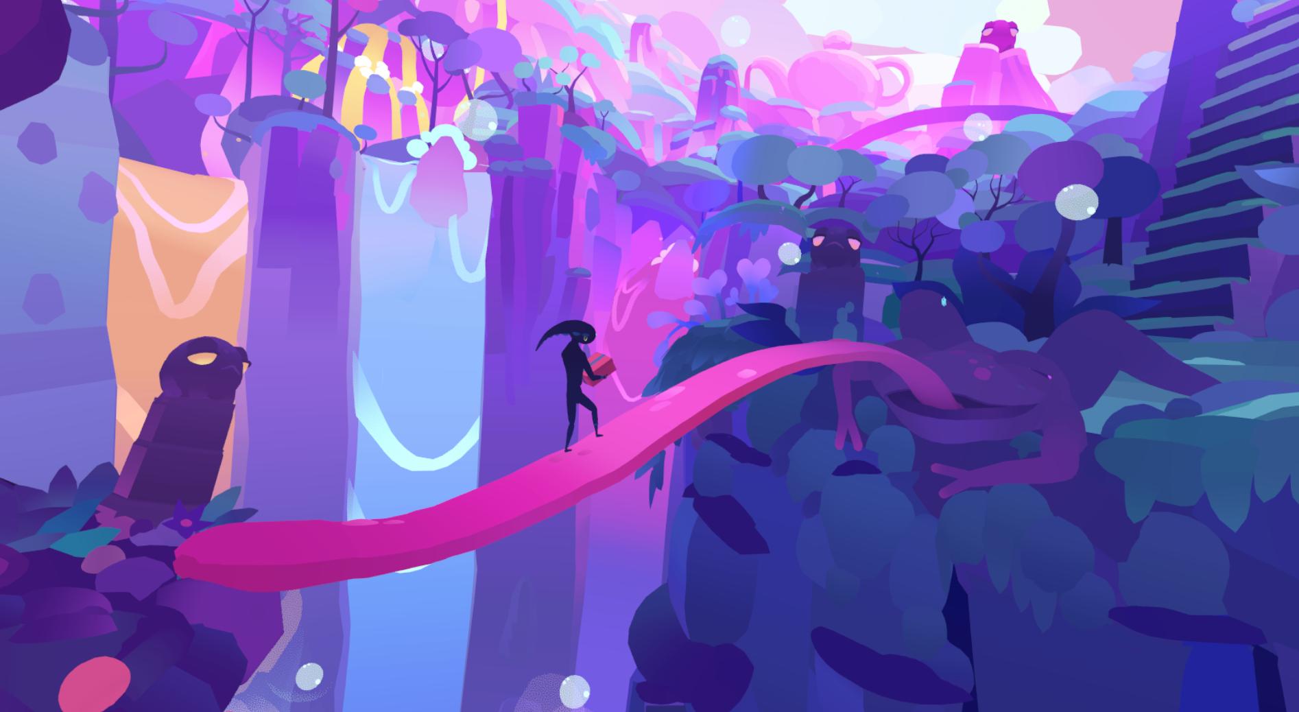 第2章『The Neon Jungle』のストーリー16