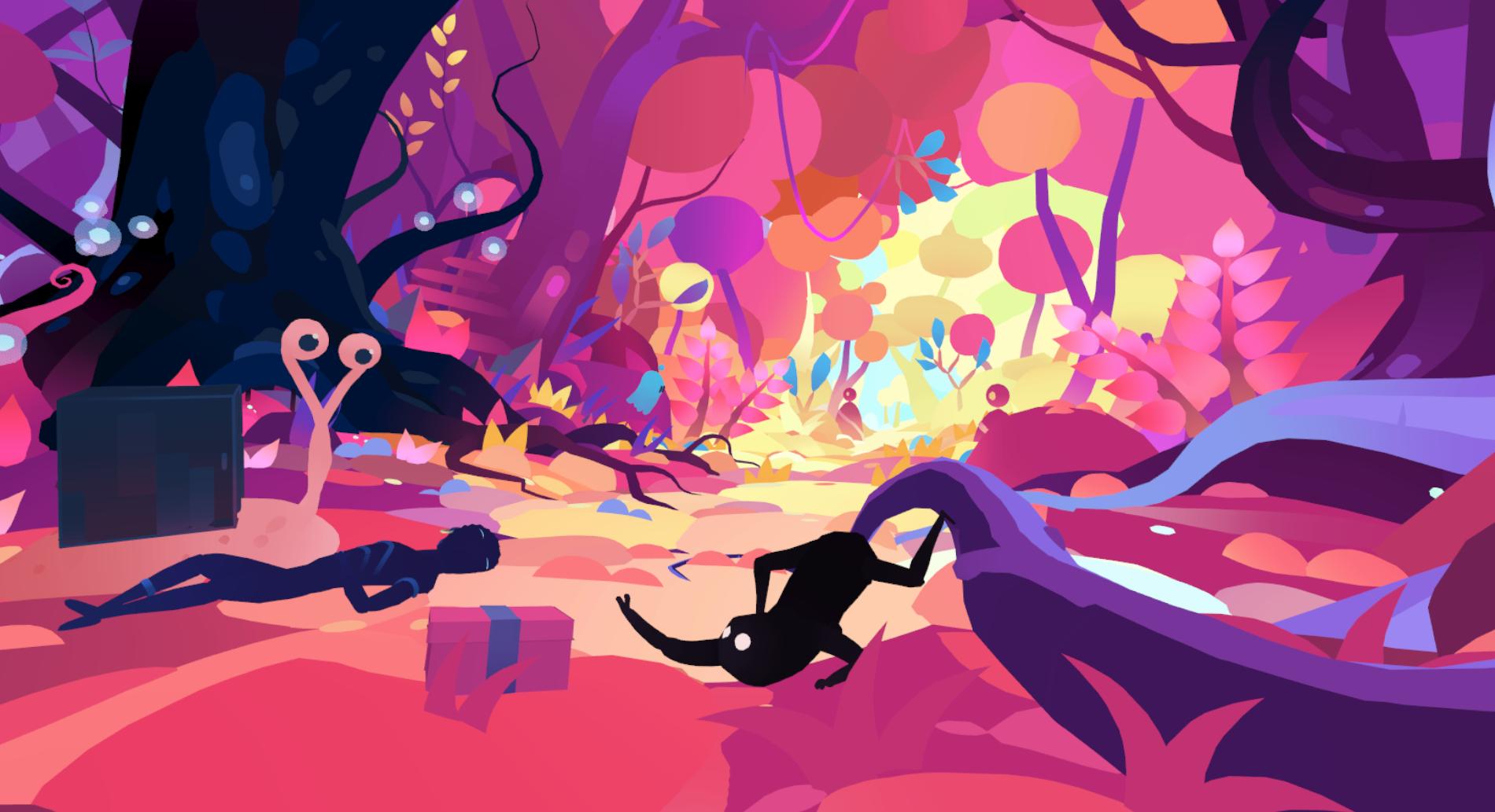 第2章『The Neon Jungle』のストーリー21