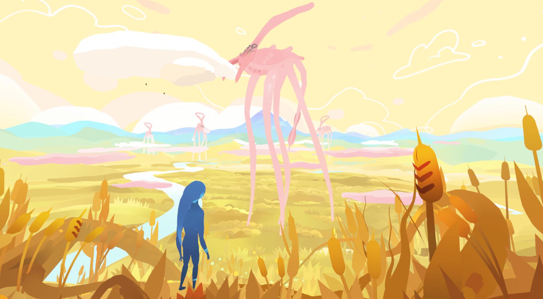 第2章『The Neon Jungle』のストーリー23