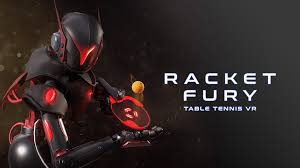 【Racket Fury:Table Tennis VR】の使用感