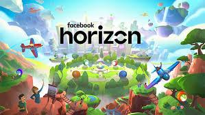ソーシャルVRサービス【facebook Horizon】