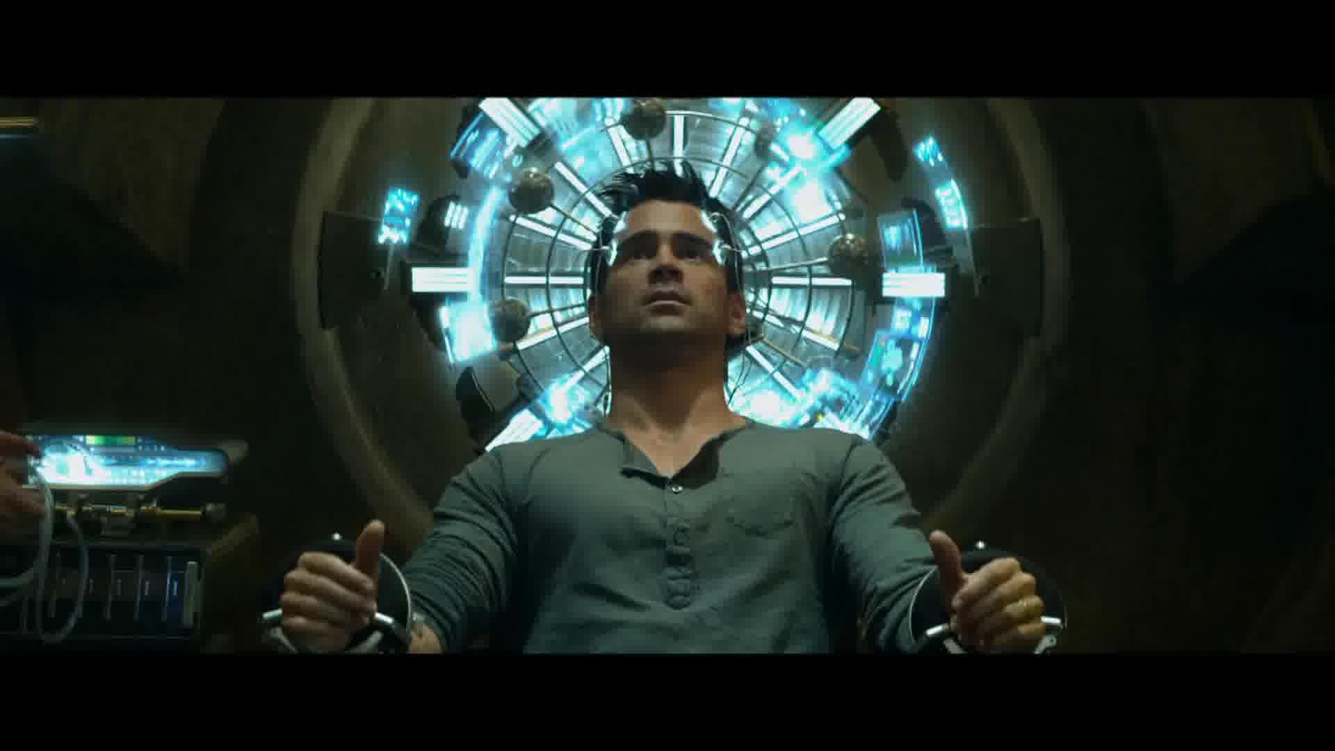 【トータル・リコール】2012年版 VR映画として見る