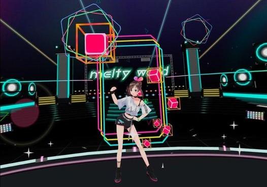 VRゲーム【Kizuna AI – Touch the Beat!】はOculus Quest2で遊べる!