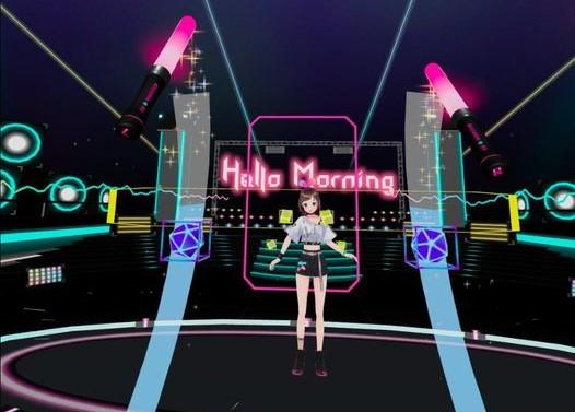 キズナアイのVRゲーム【Kizuna AI – Touch the Beat!】の感想レビュー2