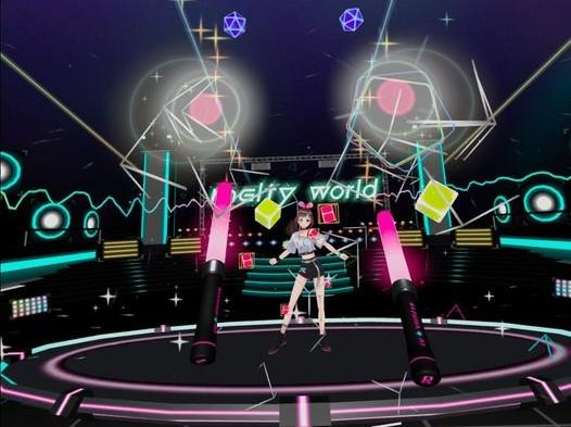 キズナアイのVRゲーム【Kizuna AI – Touch the Beat!】の感想レビュー1