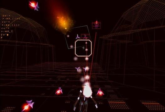 VRゲーム【Rez Infinite】の操作方法、攻略法は?1