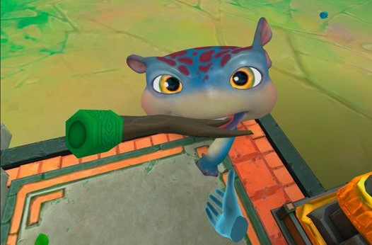 OculusQuest2で遊べる無料VRゲーム【Bogo】感想レビュー4