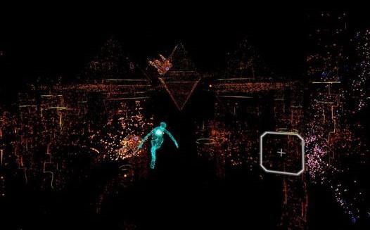 VRゲーム【Rez Infinite】の新ステージ「Area X」について1