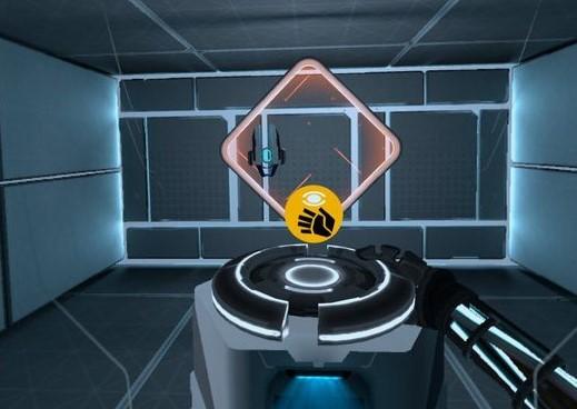VRスポーツゲーム【Echo VR】の操作方法 チュートリアル2