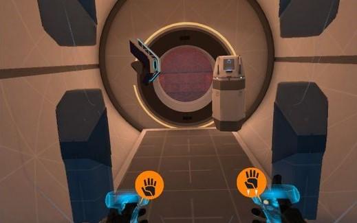 VRスポーツゲーム【Echo VR】の操作方法 チュートリアル4