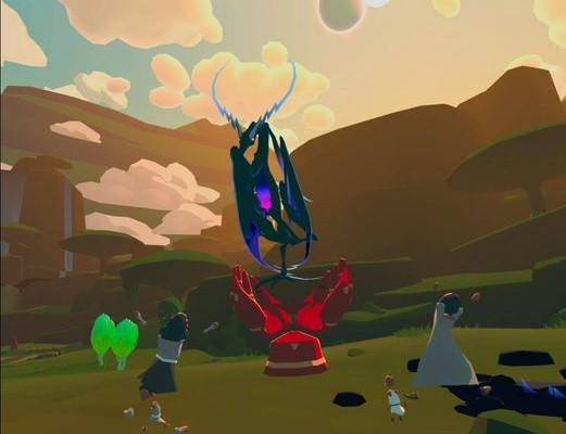VRゲーム【Journey of the Gods】感想・レビュー2