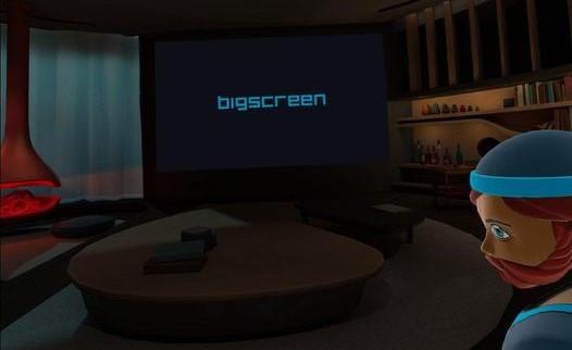 バーチャルSNS【Bigscreen】1