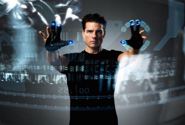 【マイノリティ・リポート】AR映画、未来のガジェット映画として見る