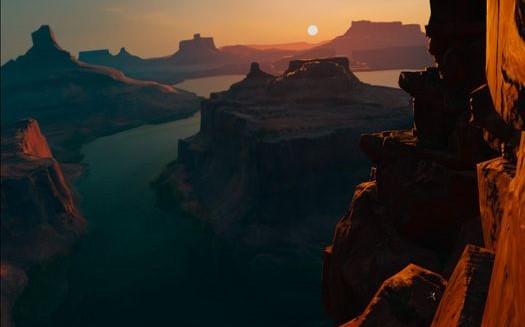 【The Climb】感想レビュー スリルあってドキドキ!景色も美しい!2