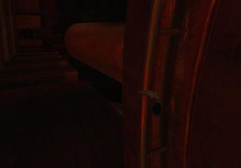 The Room VRオルガンの手すり