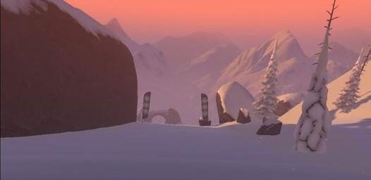 VRゲーム【Carve Snowboarding】攻略のコツ7