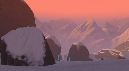 VRゲーム【Carve Snowboarding】攻略のコツ5
