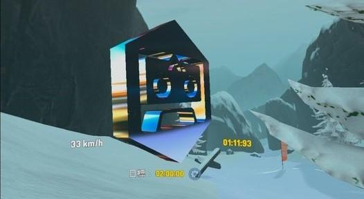 スノーボードVRゲーム【Carve Snowboarding】で雪山すべりレビュー!《攻略のコツも》2