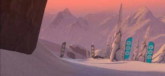 VRゲーム【Carve Snowboarding】攻略のコツ9