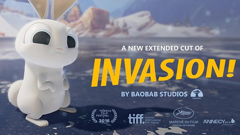 おすすめ無料VRアニメ【Invasion!】