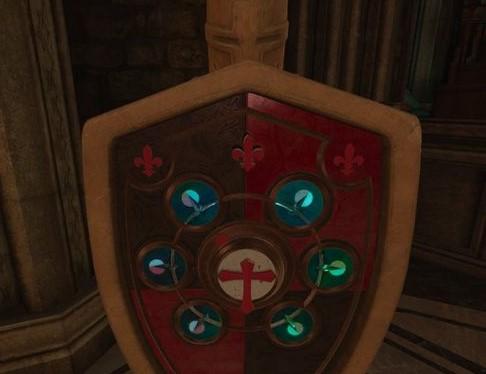 The Room VR騎士の盾