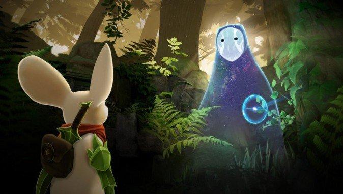 VRゲーム【Moss】続編もある?