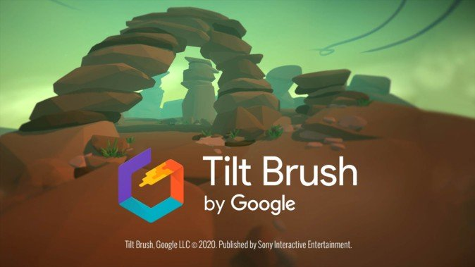 VRお絵かきツール【Tilt Brush】使い方・作成例などをお伝えする!