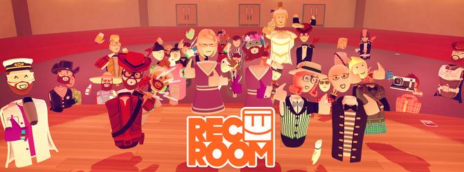 【Recroom】と【Neos VR】も要注目