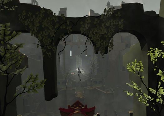 VRゲームmareチャプター3
