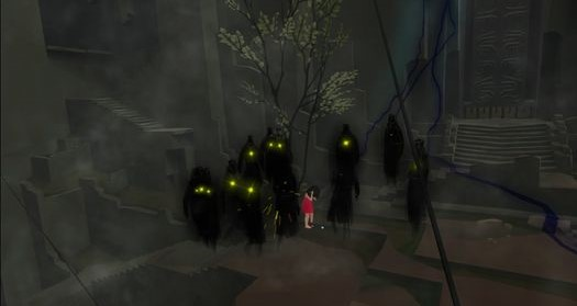VRゲームmareチャプター3黒い影