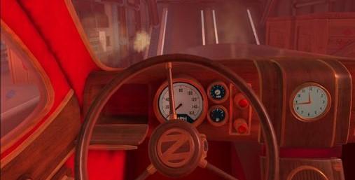 ミッション攻略① 車の中