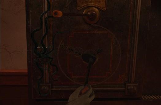The Room VR金庫破り