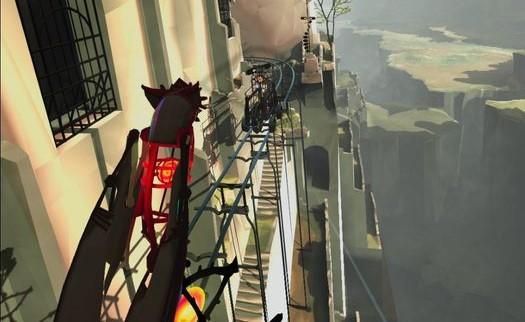 VRゲームmareチャプター4トロッコ