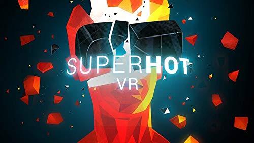 VRゲーム【SUPERHOT VR】の遊び方!スローに移動してモノの投げる!《時間よ止まれ》