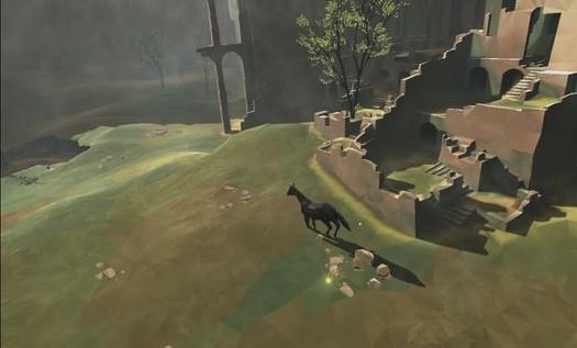 VRゲームmareチャプター5馬