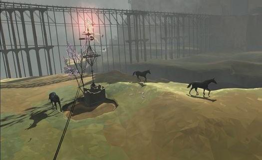 VRゲームmareチャプター5馬の群れ