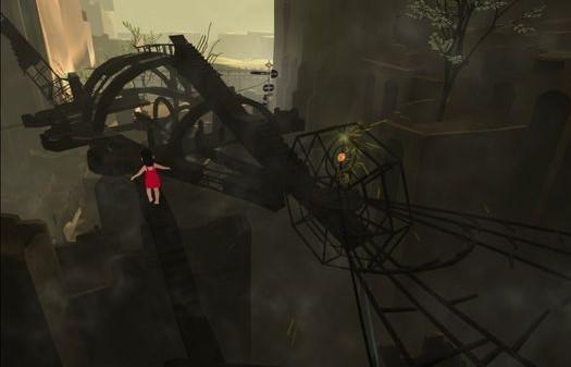 VRゲームmareチャプター6機械1